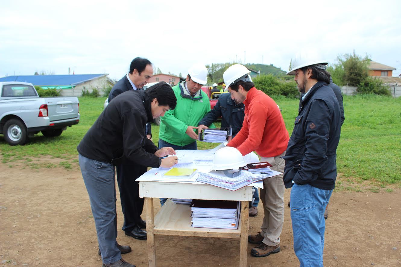 SSMaule entregó terreno para iniciar construcción de CESFAM en Río Claro