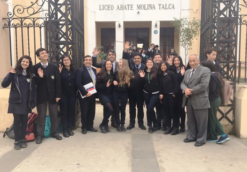Gobierno reconoce a más de 17 mil estudiantes vulnerables por rendimiento académico en el Maule