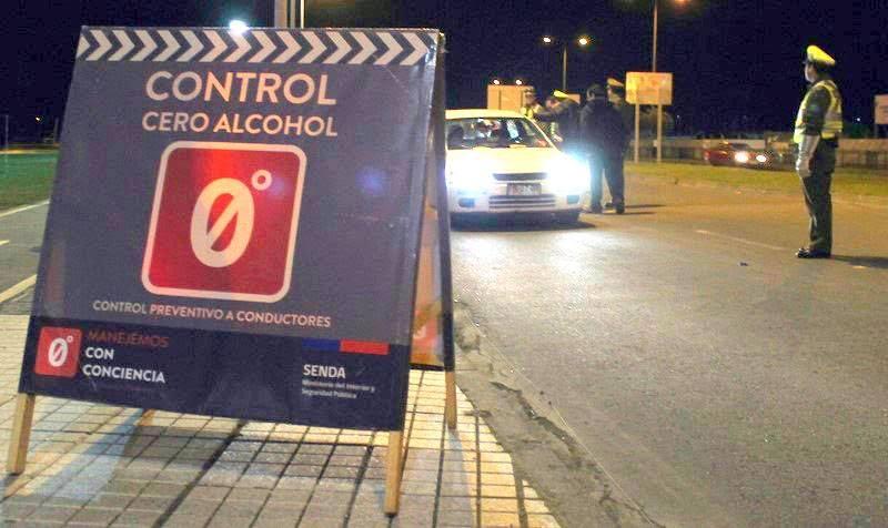 791 Controles Preventivos a Conductores realizó la ambulancia del SENDA Maule en estas Fiestas Patrias