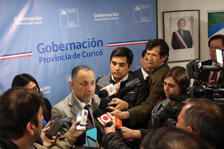Autoridades preparan inicio de obras del nuevo Hospital de Curicó