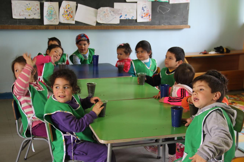 JUNJI Maule abre nuevo Programa de Mejoramiento de Atención a la Infancia (PMI) en Colbún