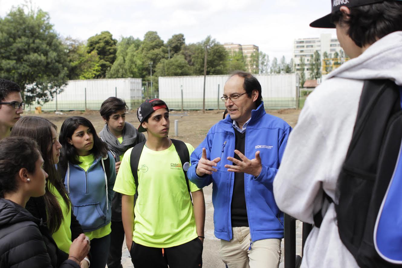 Escolares aprenden sobre biodiversidad en Campamento Científico