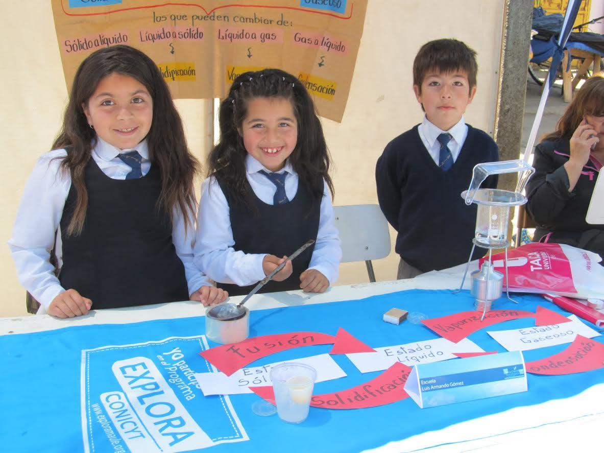 Escolares de 10 comunas del Maule presentarán sus investigaciones científicas