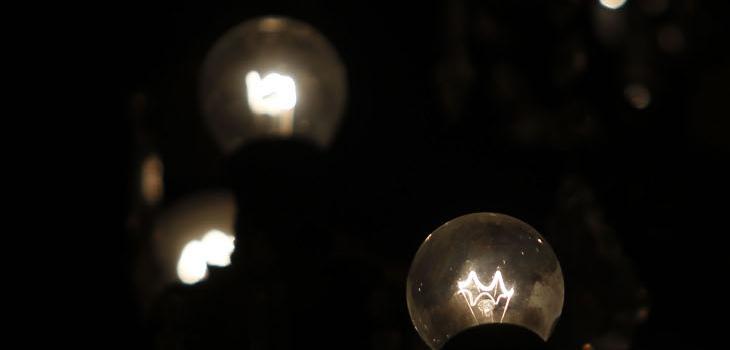 Robo de conductores fue lo que provocó corte de energía eléctrica en varias comunas de la región del Maule