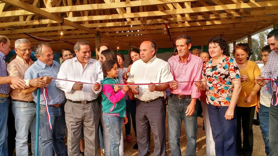 Retiro inaugura la primera etapa de construcción de Casino de El Bonito