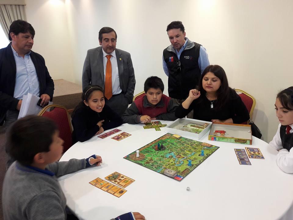 """Con éxito se desarrolló Programa """"Educación Financiera para niños"""" implementado por FOSIS"""