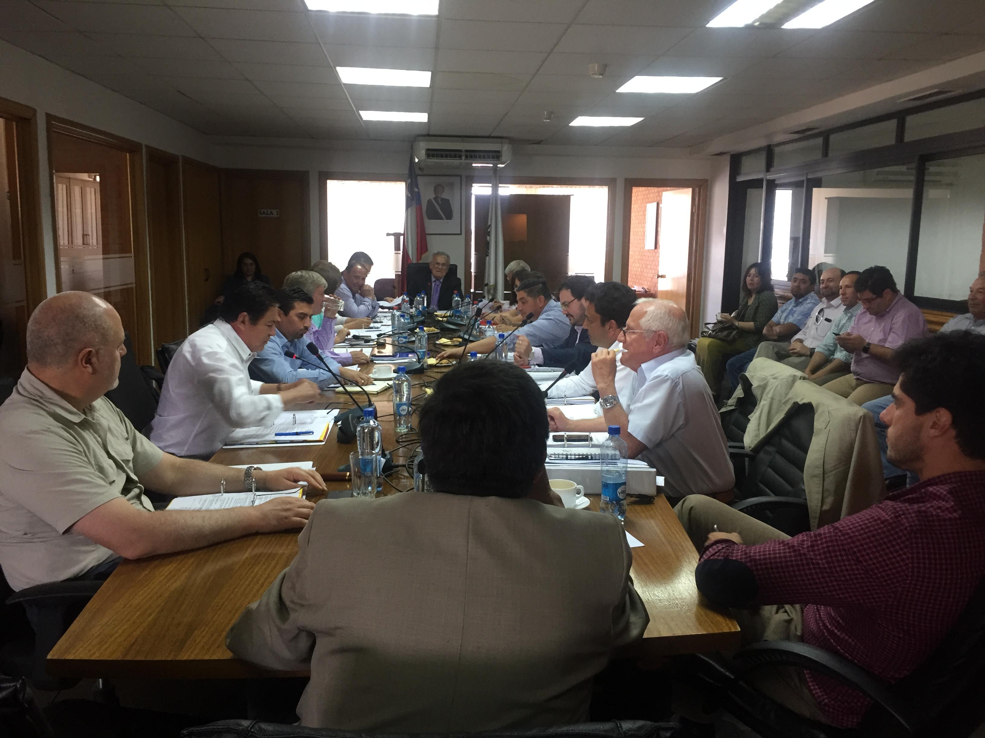 Consejeros Regionales aprueban recursos para que selección de Romeral represente a la región en nacional de Ancud