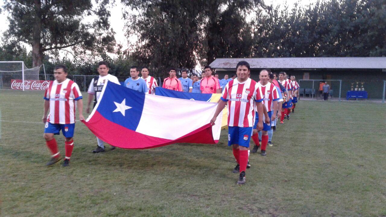 Estrella de San Vicente se coronó campeón de la Copa de la Independencia