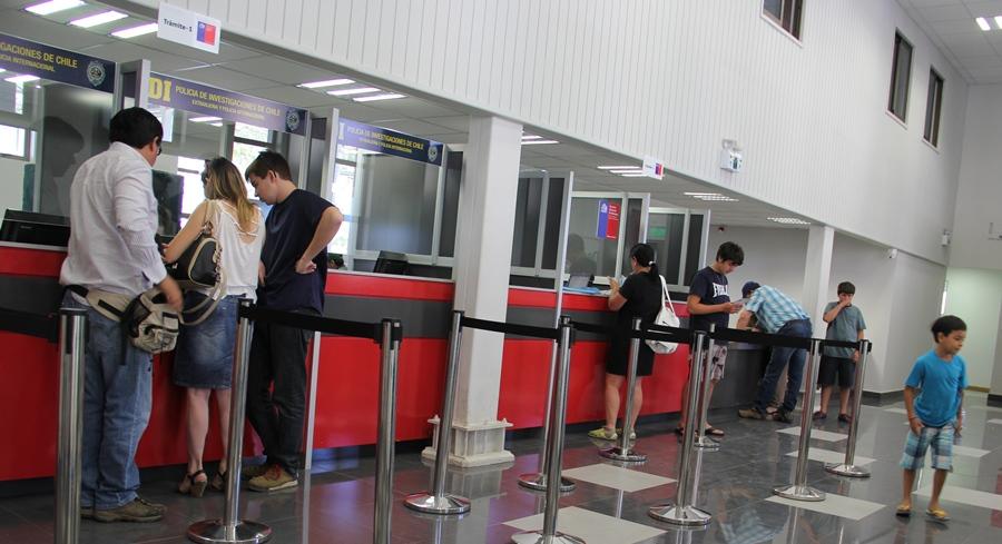 Complejo Pehuenche con peak de usuarios: Sobre 1.400 pasajeros al día