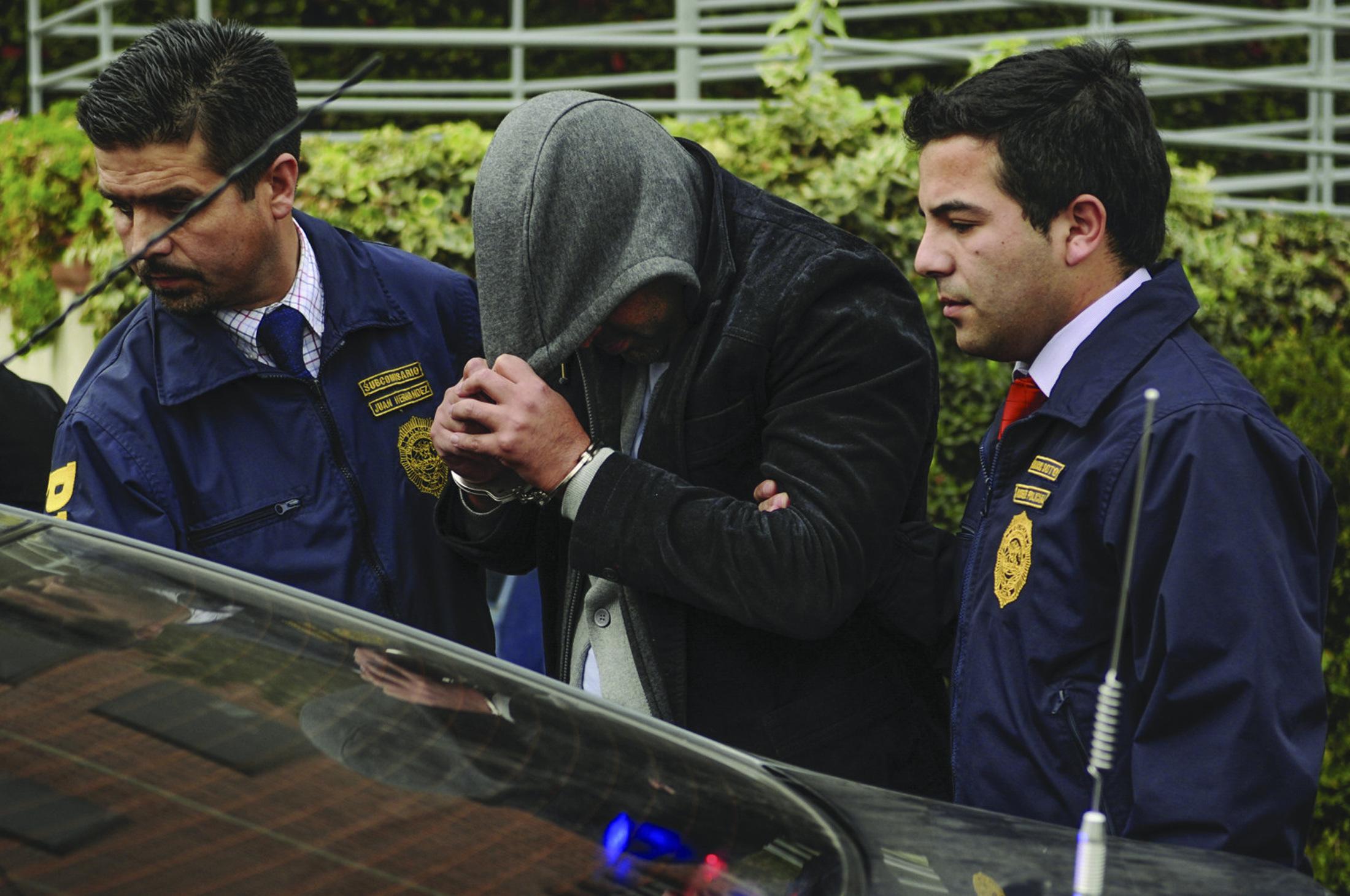 PDI San Javier arresta a sujeto que adeudaba 31 millones en pensiones alimenticias