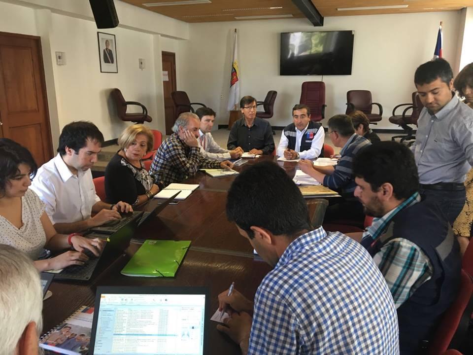 Mesa técnica de Educación avanza en proceso de Reconstrucción de Escuela y Liceo