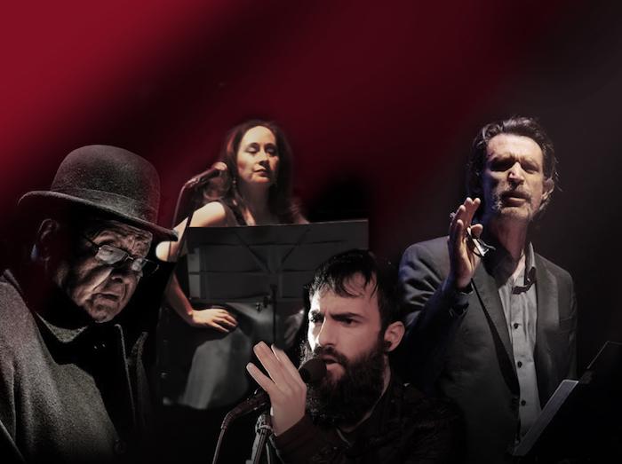 Francisco Melo protagonizará obra de teatro en Universidad de Talca