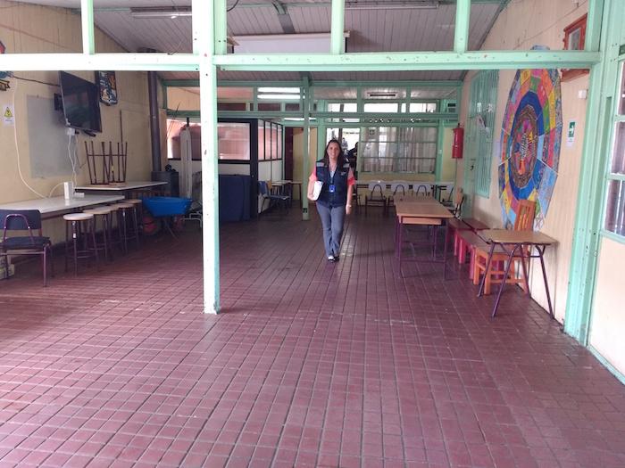 Últimas familias damnificadas dejaron albergue en Constitución