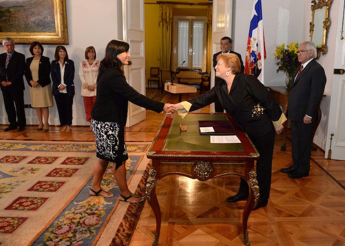 Académica de la UTALCA asumió como ministra de Transportes y Telecomunicaciones