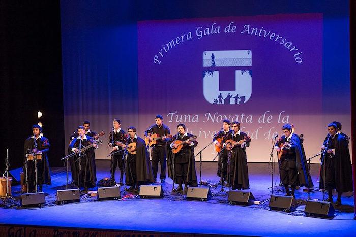 70 músicos participarán en el Aniversario de la Tuna de la Universidad de Talca