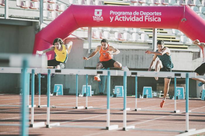 600 estudiantes dieron vida a los V Juegos Deportivos Escolares de Atletismo