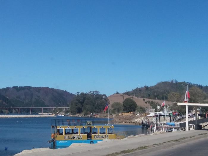 MOP avanza con obras para pescadores artesanales de Constitución