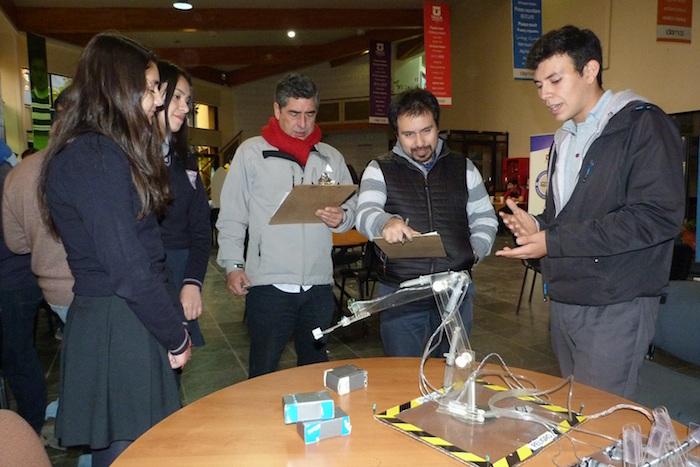 Se inicia novena versión de Descubriendo Talentos Científicos de la UTALCA