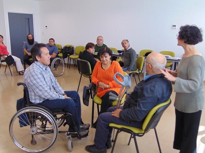 Campus Linares de la UTALCA capacitó a Personas en situación de discapacidad