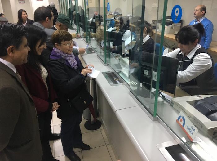 21 mil adultos mayores están recibiendo el Bono Invierno en la provincia de Curicó