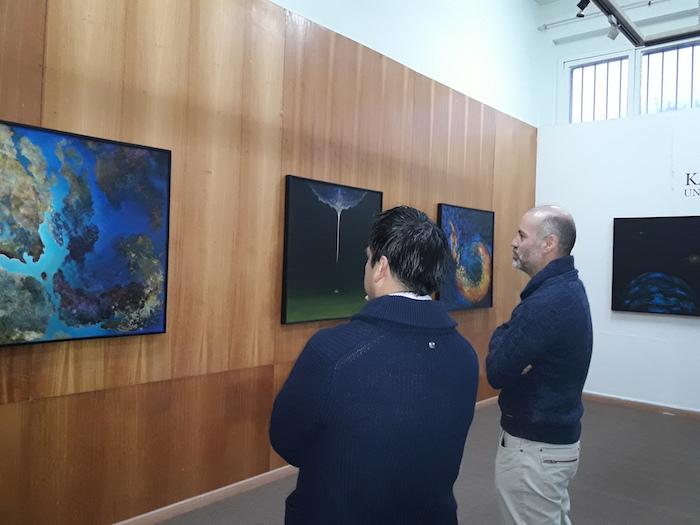 Imágenes del cosmos se exhiben en Centro de Extensión Curicó