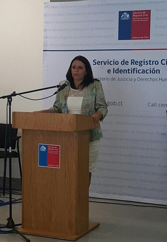 Registro Civil impulsa solicitud y activación de Clave Única para obtener certificados