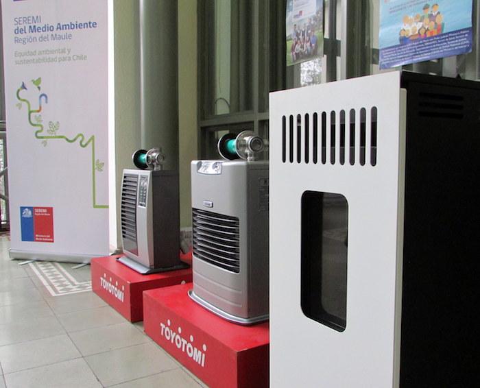 Programa del Ministerio del Medio Ambiente permitirá el recambio de 453 calefactores en la comuna de Linares