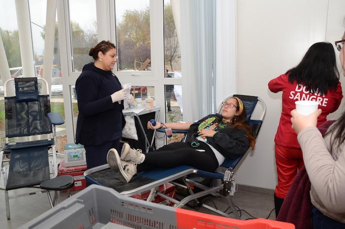Universidad de Talca se suma a colecta en el Día Mundial del Donante de Sangre