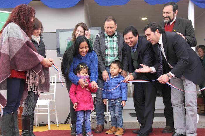 Romeral inaugura moderno jardín infantil con sello naturalista