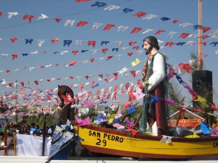 Pescadores de Putú alistan masiva celebración en homenaje a San Pedro