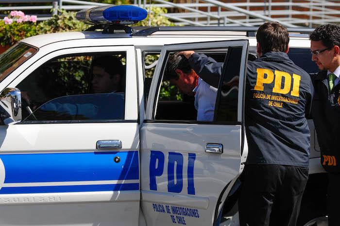 PDI Curicó arrestó a sujeto que adeudaba $24 millones en pensiones de alimentos