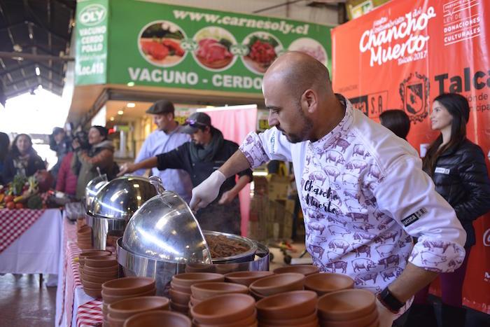 Novena versión de la tradicional fiesta del Chancho Muerto en Talca