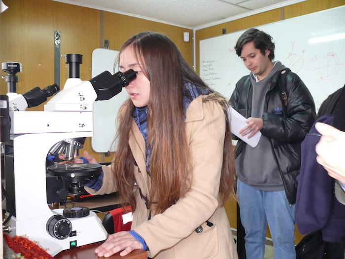 Ingeniería Civil de Minas de la UTALCA potencia sus laboratorios