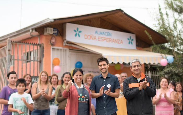 Campaña de Fondo Esperanza 2017 reconoce y aplaude a los emprendedores