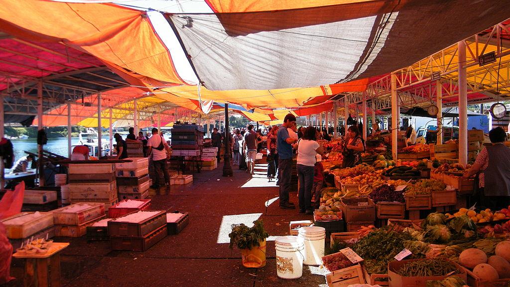 Feria Fluvial de Valdivia