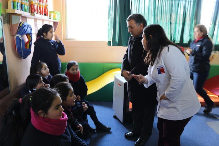 Autoridades reforzaron vacunación contra papiloma humano en Linares
