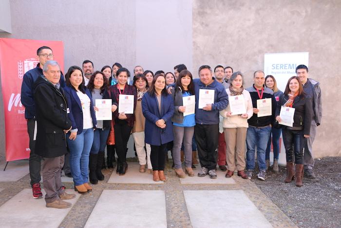 Seremi de Salud certificó monitores de Salud Ocupacional en Molina
