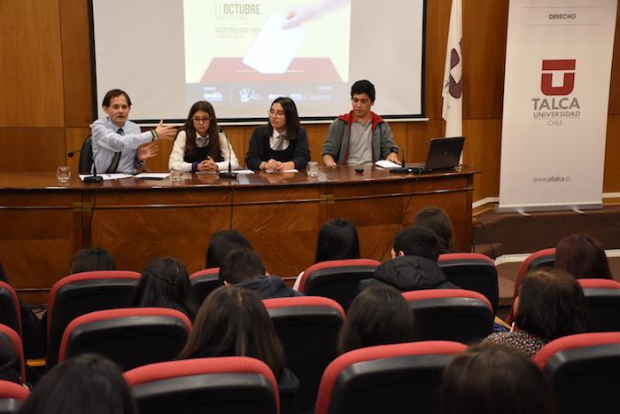 Jóvenes realizaron propuestas a los candidatos en materia educativa y de inclusión