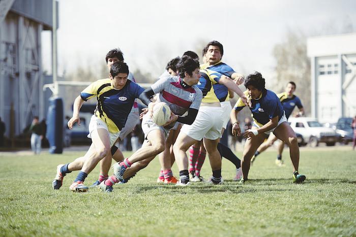 Rugby Seven se tomó las canchas curicanas