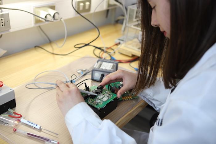 Universidad de Talca busca potenciar la incorporación de mujeres en ingeniería