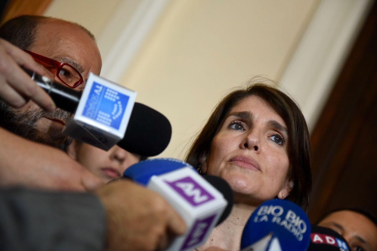 """Ministra Paula Narváez: """"Creemos profundamente en el principio de la igualdad y la no discriminación"""""""