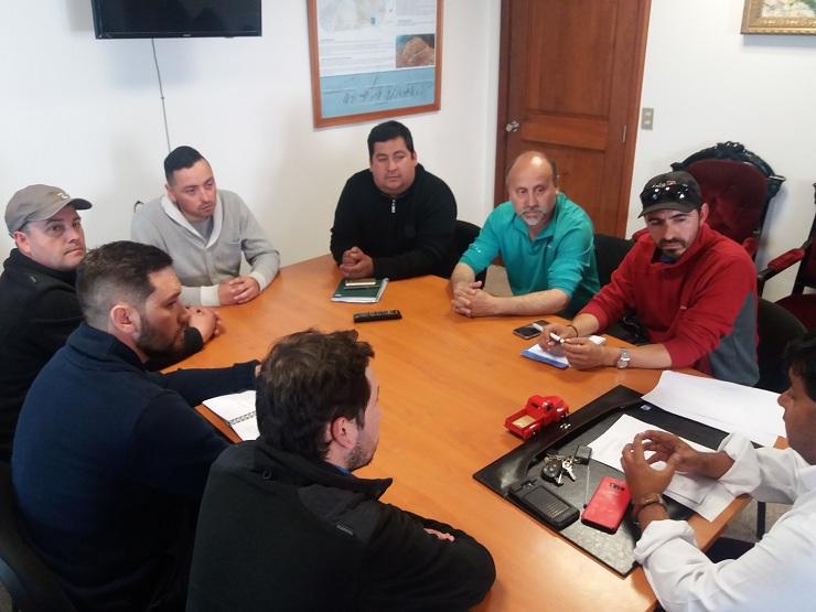 Preocupación e incertidumbre se instaló en la agrupación de sindicatos Arauco zona norte