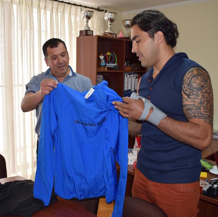 IND apoya a Asociación de Boxeo de Talca