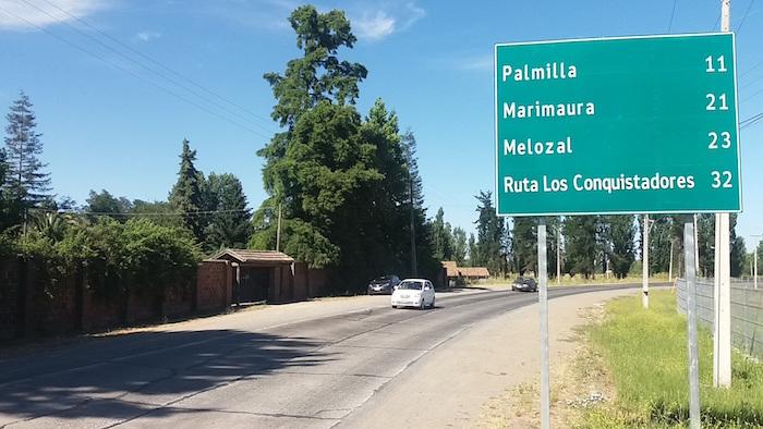 MOP termina diseño para unir a Linares con la Ruta de Los Conquistadores