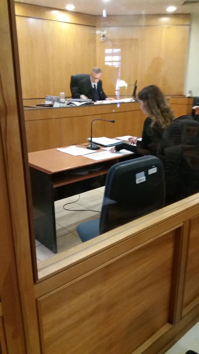 Presentan en Tribunal de Garantía querella por femicidio frustrado