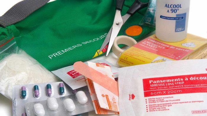 Botiquines de primeros auxilios: suministros que pueden salvar vidas