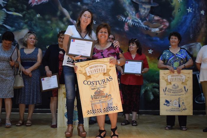 El FOSIS rescata y fomenta las tradiciones artesanales del campo maulino