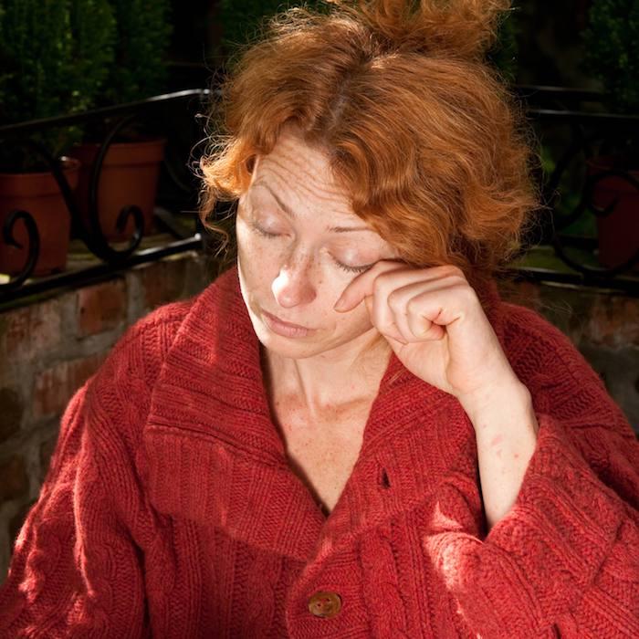 Muchos años de sueño disminuido puede  ser riesgo para algunos tipos de demencia