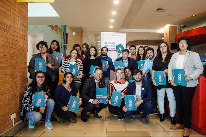 Seremi de Desarrollo Social dio a conocer resultados regionales de la Octava Encuesta de la Juventud