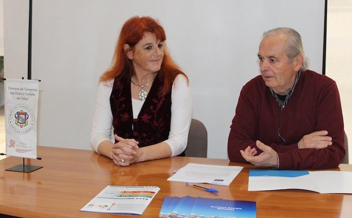 Energía firmó innovador convenio de cooperación con la Cámara de Comercio y Turismo de Talca
